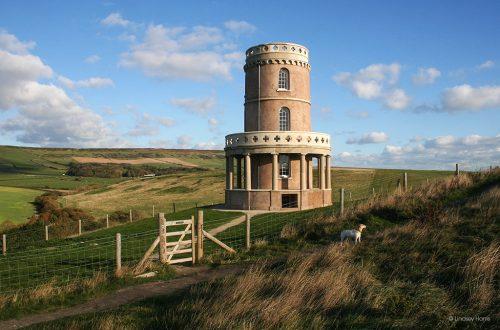 Clavell Tower, Kimmeridge, Dorset.